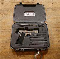 Springfield Armory 1911 EMP Champion Concealed Carry Contour 9mm FDE