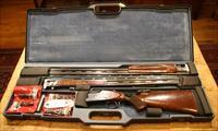Winchester 101 2-Barrel Hunting Set 12ga and 20ga
