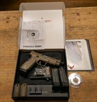 "Springfield Armory XD-M Elite 4.5"" OSP 9mm Threaded"
