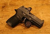 Sig Sauer P320 Compact 9mm RX Romeo1 red dot