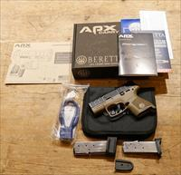 Beretta APX Carry FDE 9mm