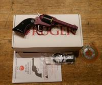 Ruger Wrangler Black Cherry .22LR Model 2027