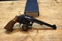 Smith & Wesson Model 10-7 .38SPL In Box