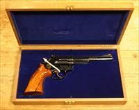 Smith & Wesson 19-4 California Highway Patrol Commemorative