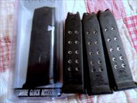 Glock 23 .40 caliber Magazines Lot Quanity 4