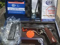 Colt 1911 45 ACP Lightweight Government 01880XSE NO LONGER MADE! XSE O1880XSE 45ACP 2-8RD MAGS NIB