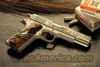 COLT GOVERNMENT IWO JIMA 45ACP #153 OF 300 01091TDI 1911 45 ACP TALO