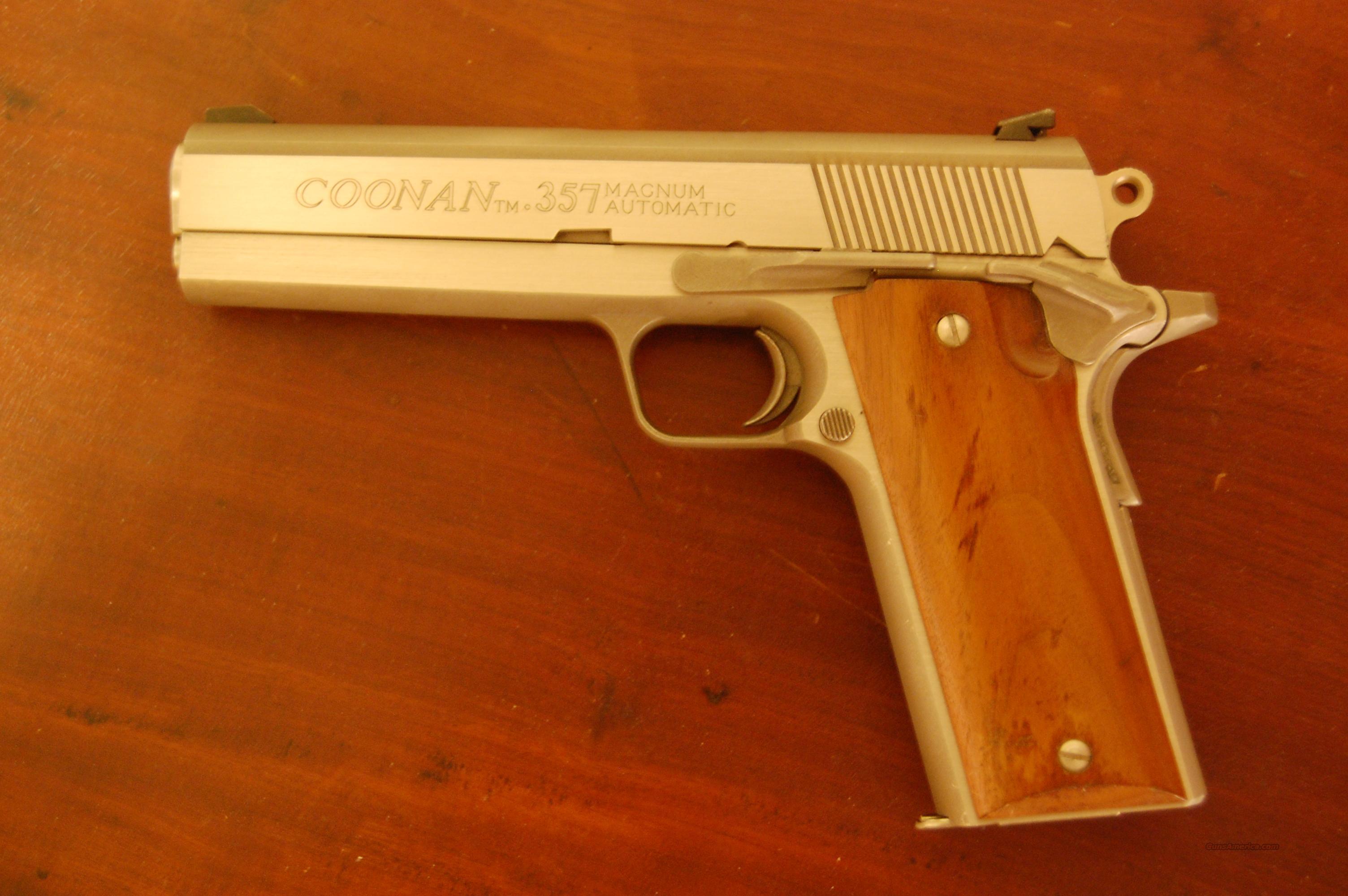 Coonan Model B  357 Magnum Auto