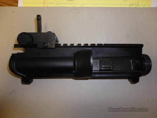 COLT AR-15 9MM FLAT TOP UPPER RECEIVER