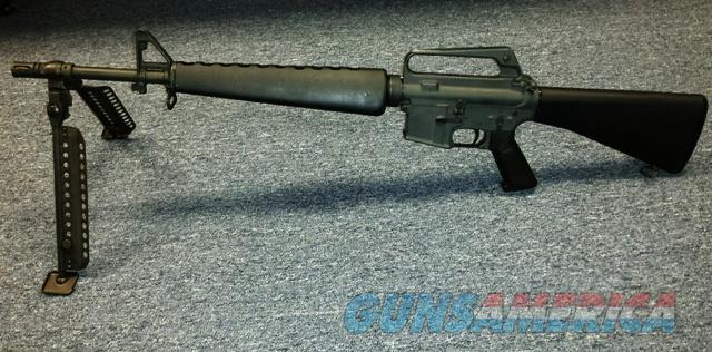 Colt M16a1 Machine Gun 5 56mm W M60 Bipod E For Sale