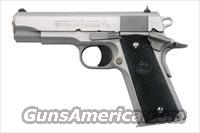 Colt Commander Stainless Steel, .45acp