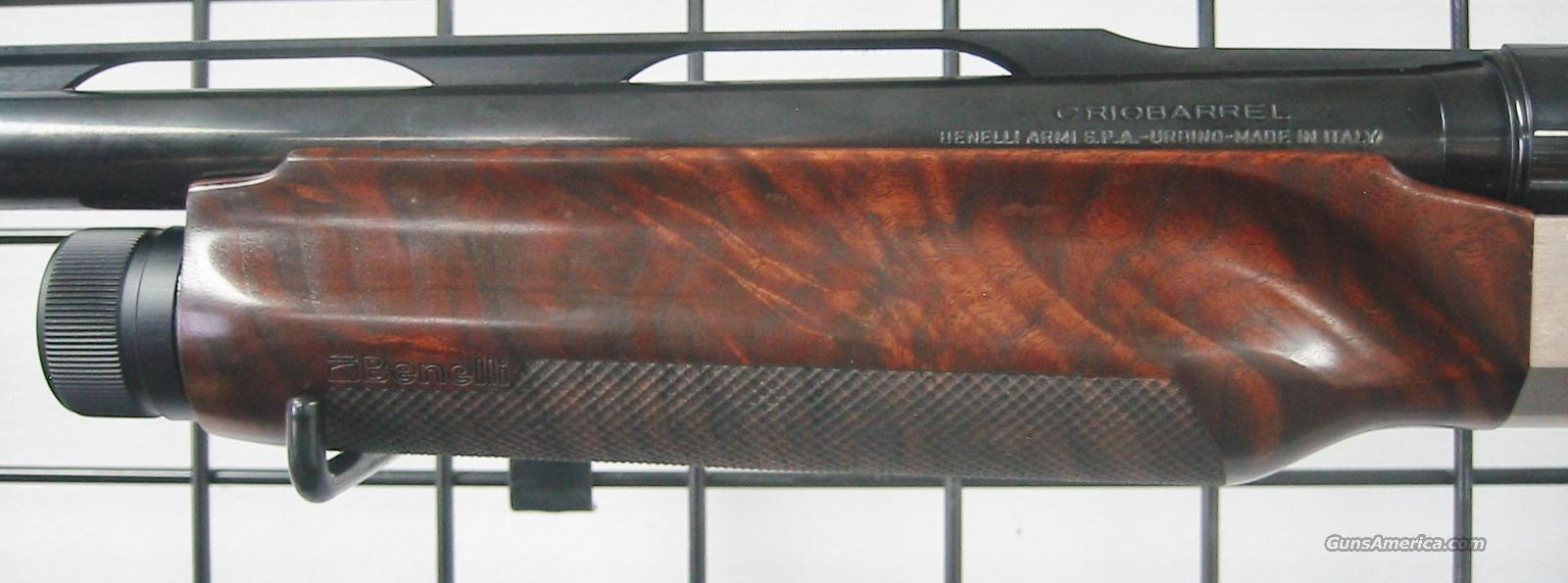Benelli super black eagle ii limited edition 12ga 28 quot barrel wood