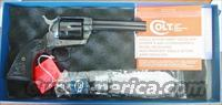 "Colt Single Action Army Revolver 45 LC, 43/4"" Barrel"