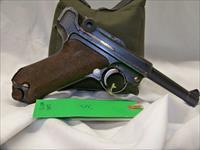DWM German Luger .30 Luger