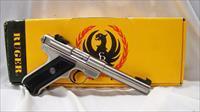 Ruger MKII Target Pistol with a 5.5