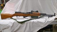 Chinese SKS with spike bayonet