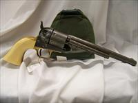 Colt 1861 Navy Conversion .38 with Ivory Grips