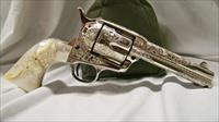 Colt Single Action Revolver 1st Generation .44-40 engraved by Ken Hurst