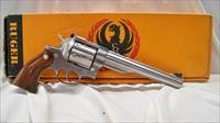 Ruger RedHawk .44 Magnum with a 7.5