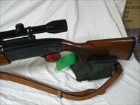 Remington 1100 Slug gun