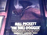 BILL PICKETT THE BULLDOGGER