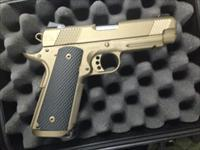 Christensen Arms Burnt Bronze Commander .45ACP