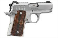 "Kimber Micro 9 Stainless Raptor 9mm 3.15"" Barrel 6+1 Rds"