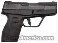 Taurus PT709 Slim 9MM Compact 2- mags
