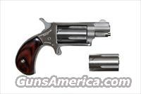 North American Arms Mini Compact 22 LR/Magnum Combo