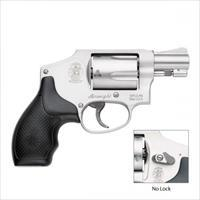 "Smith & Wesson 103810 642 Double Action 38 Special 1.875"" 5 Rds Stainless"