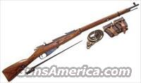 Russian Izhevsk Mosin Nagant  91/30 7.62x54R Laminated Stock