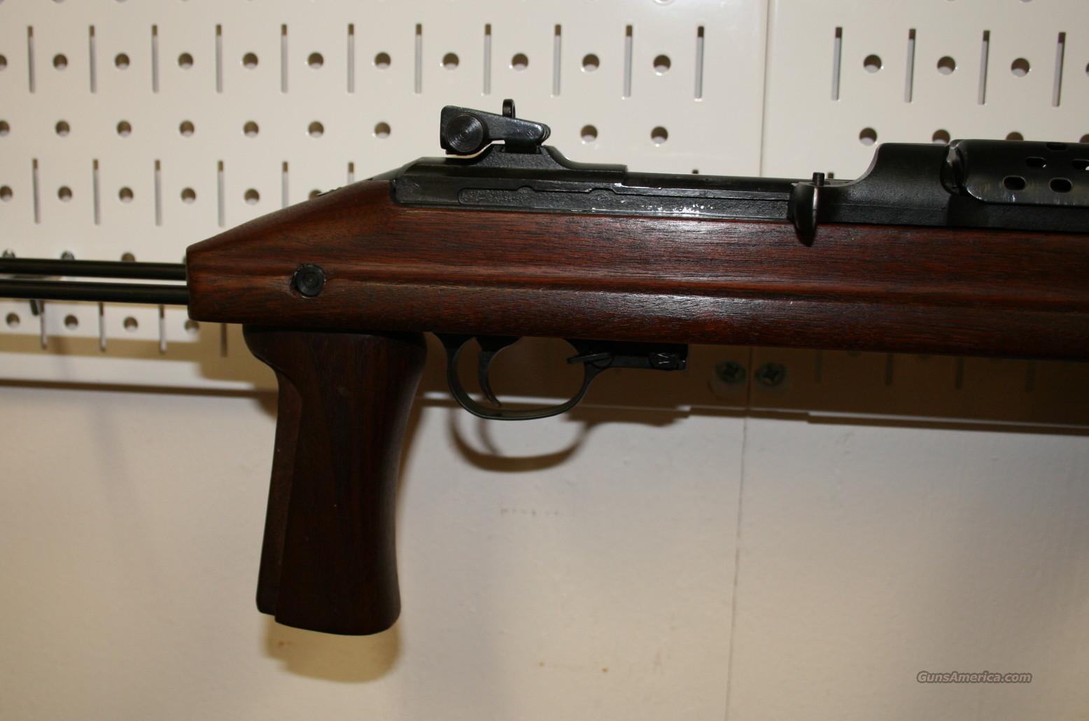 Wm on Universal M1 Carbine Paratrooper Stock
