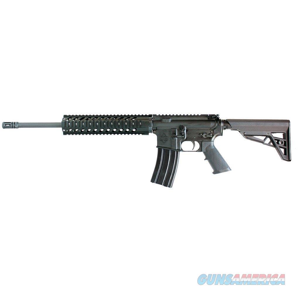 "Diamondback DB15CCB AR-15 Quad-Rail .223/5.56 ""... For Sale"
