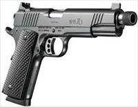 Remington 1911 R1  Enhanced Threaded Barrel 45 ACP 8+1  Black