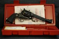 Ruger 50th Anniversary .44 Magnum New Model Blackhawk 1956-2006 Special Edition