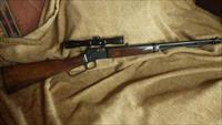 Browning  BL-22 Grade II With  4X Leupold Gold Ring Scope & Browning Leather Gun Case