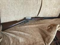"1889 Marlin  Safety  Chambered in 44-40 WCF, with 24"" Round Barrel"