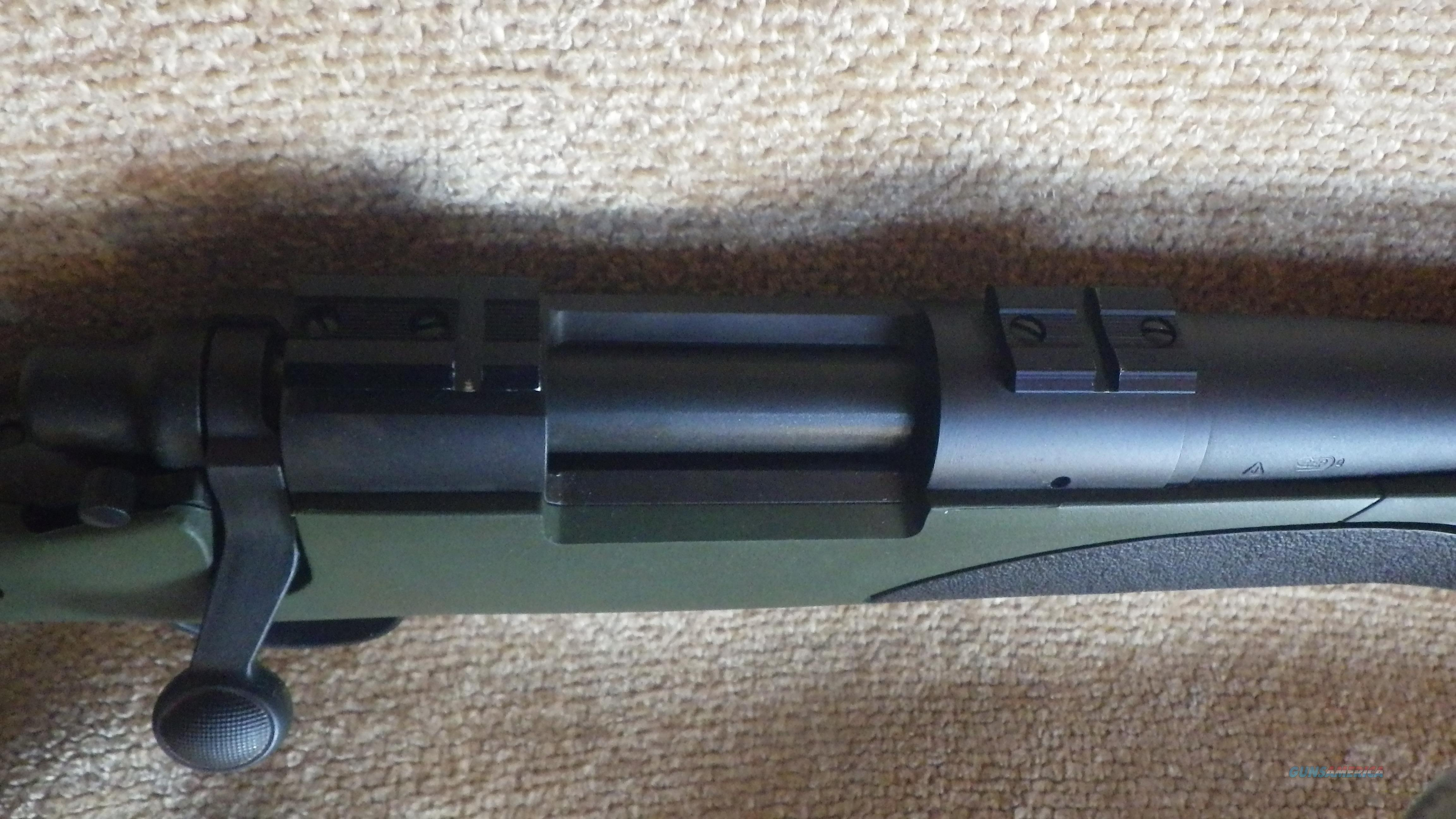 Remington 700 VTR 243 Varmint/Tactical rifle with Built-in Muzzle Break