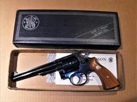 S&W Model 17-4, Like New in Box.