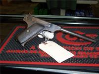 COLT Woodsman dated 1935 in good used condition