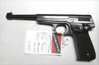 Walther Sport .22 LR ~1926 Pre WWII Target Pistol *RARE*