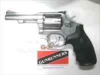 "S&W Model 67-1 4"" Standard weight bbl .38 Spl"