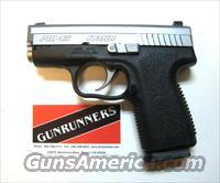 "Kahr Arms PM45 .45 ACP 3.24"" bbl (it's the PM9 that's 3.1"", folks) ANIB w/ 2 SS mags"