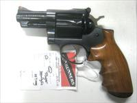 "Ruger Security Six  2 3/4""  .357 mag"