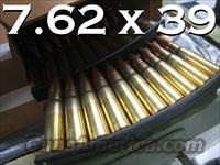 7.62x39 Yugo Military on Stripper Clips - BY THE CASE - AVAILABLE NOW!