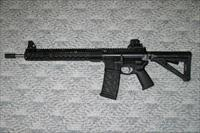 Palmetto State Armory AR15/M4, Stainless Steel Barrel, Key Mod Rail, Black Magpul