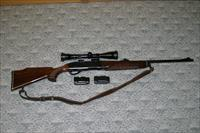 Remington Model Four, 3006 semi-auto 1981