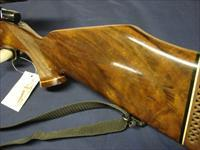 Weatherby Mark V Deluxe Left Hand 257 Wby Mag
