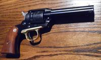RUGER BEAR CAT SINGLE SIX - OLD MODEL REVOLVER