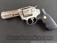 "Colt King Cobra 4"" Stainless Revolver"